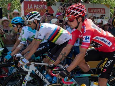 Vuelta a España 2019, risultato diciottesima tappa: Higuita in trionfo, Roglic inattaccabile. Staccati Pogacar e Quintana