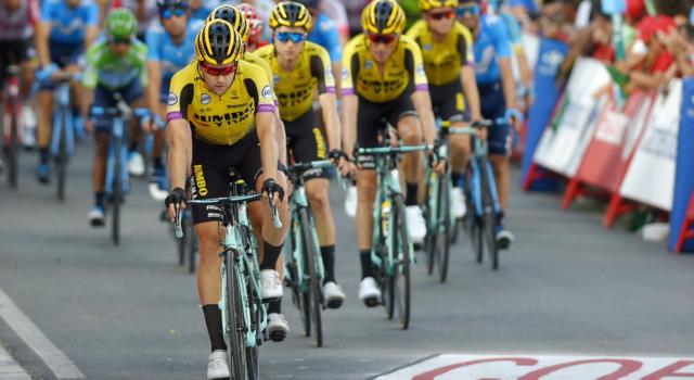 Ciclismo, la formazione e la rosa 2020 del Team Jumbo-Visma: Primoz Roglic e Tom Dumoulin possono mettere paura alla Ineos