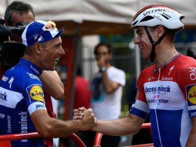 Vuelta a España 2019: la Deceuninck-Quick Step dà spettacolo. Tutti in fuga, Philippe Gilbert in trionfo
