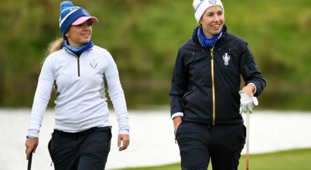 Golf, al via la Solheim Cup 2021 in Ohio. Team Europa vuole confermarsi campione
