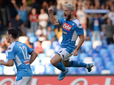 LIVE Napoli-Liverpool 2-0, Champions League in DIRETTA: Mertens e Llorente affondano i campioni d'Europa!