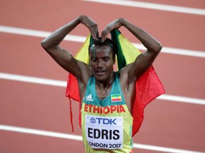 Atletica, Mondiali 2019: Muktar Edris si conferma Campione sui 5000 metri, bella battaglia con Barega