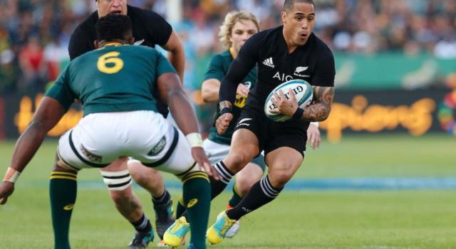 Rugby, Mondiali 2019: la Nuova Zelanda batte il Sudafrica dopo 80 minuti di lotta
