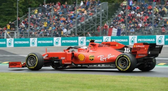 LIVE F1, GP Italia 2019 in DIRETTA: Ferrari super nelle FP3, Leclerc davanti a Vettel! Qualifiche dalle 15.00!