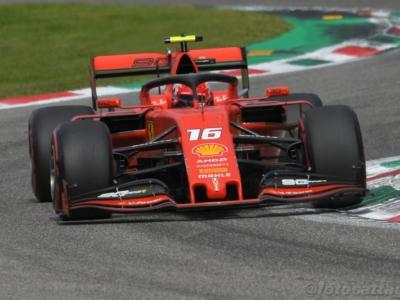 LIVE F1, GP Messico 2019 in DIRETTA: ruggito Ferrari, Vettel è primo! 3° Leclerc con testacoda