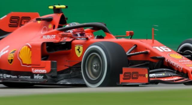 F1, GP Italia 2019: Leclerc ed Hamilton in lizza per la pole, Vettel vuole inserirsi a Monza