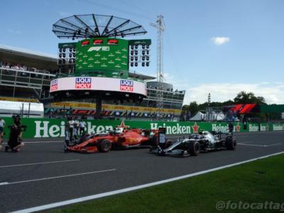 F1, GP Italia 2019: il duello corpo a corpo tra Leclerc e Hamilton. Contatto al limite del regolamento, il monegasco ha chiuso la porta