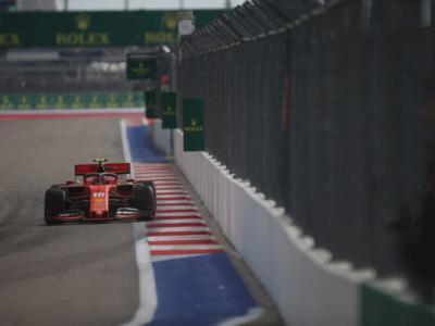 LIVE F1, GP Russia 2019 in DIRETTA: due Ferrari davanti, Leclerc precede Vettel nelle FP3