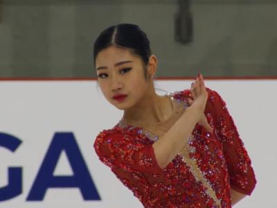 Pattinaggio artistico, ISU Junior Grand Prix Riga 2019: Haein Lee conquista il primo posto nel singolo femminile, seconda Usacheva