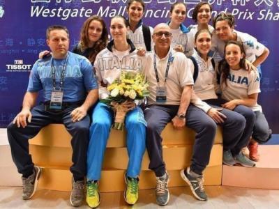 Scherma: nuovo scenario per la squadra di fioretto femminile senza Elisa Di Francisca