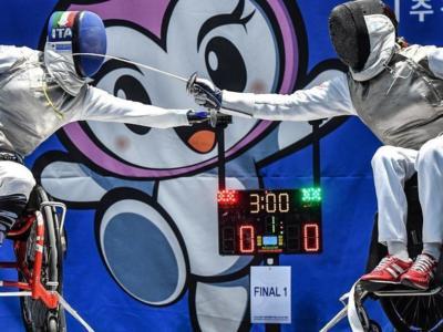 Scherma paralimpica, Mondiali 2019: bronzo per l'Italia nella gara a squadre di fioretto femminile