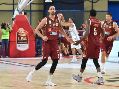 Basket, Eurocup 2019-2020: quinta vittoria consecutiva per Venezia che batte Krasnodar e sale in vetta al girone