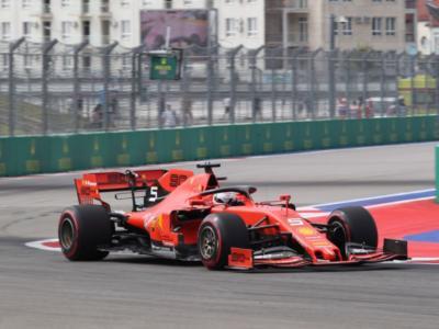 LIVE F1, GP Russia 2019 in DIRETTA: show Leclerc, pole da sballo davanti a Hamilton! 3° Vettel!