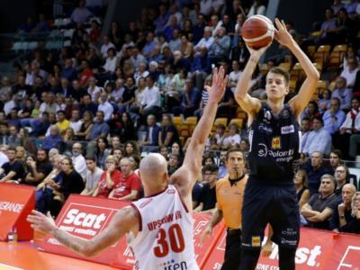 Basket, i migliori italiani della prima e seconda giornata di Serie A. Andrea Mezzanotte guida la riscossa delle nuove leve
