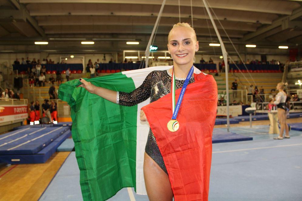 Campionati Italiani, bronzo per la bergamasca Alessandra Fumagalli