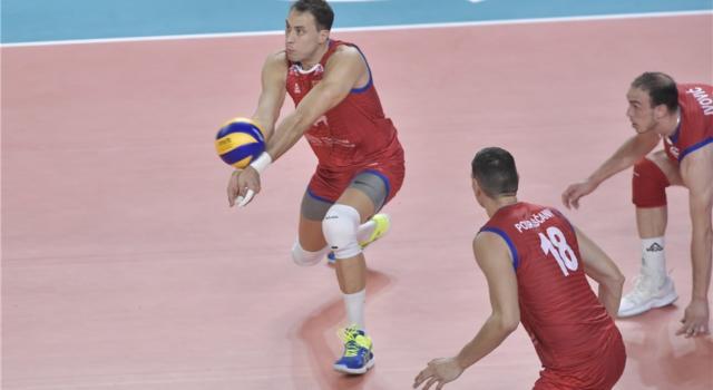 Volley, la Serbia ai raggi X. Atanasijevic c'è, ma sarà in campo? Presenti tutti i veterani