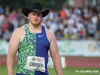 VIDEO Ryan Cruser, record del mondo getto del peso! Cade il primato dopo 31 anni!