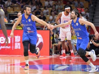 Basket, Preolimpici 2020: definite le fasce per il sorteggio. Italia in seconda, rischio girone di ferro per volare a Tokyo