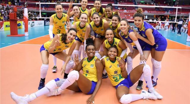 Volley femminile, Coppa del Mondo 2019: risultati di oggi e classifica. Brasile-Serbia 3-2. Vincono USA, Russia, Cina e Olanda