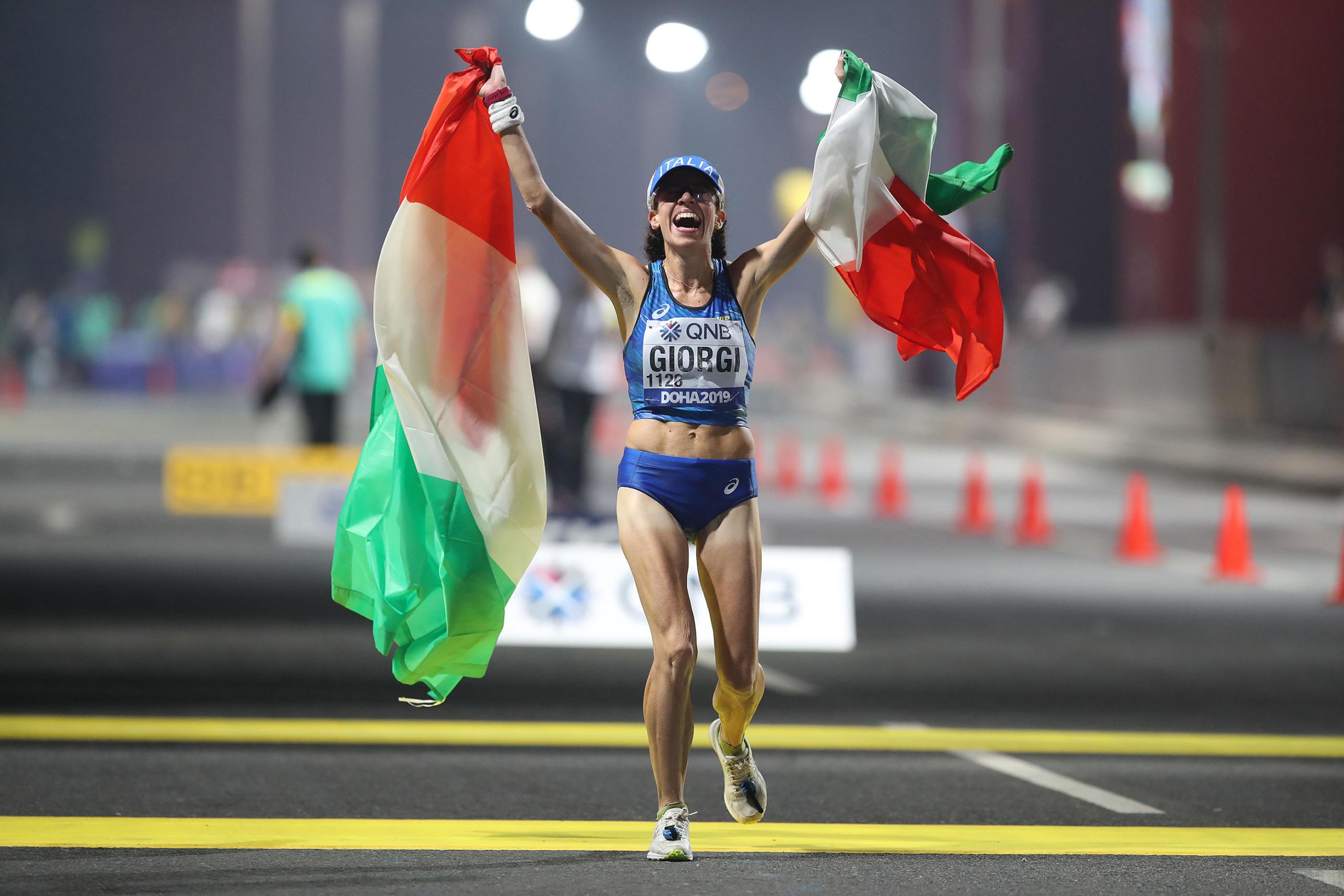 Atletica |  parte la stagione indoor |  tanti italiani in gara nel weekend |  Eleonora Giorgi nella 35 km di marcia