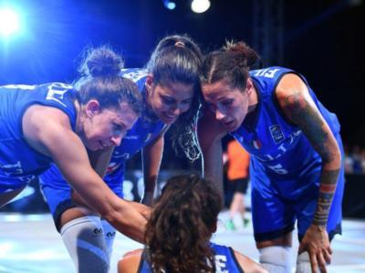 Basket 3×3 femminile, possibile rivelazione azzurra nel 2020? Dirottate anche ragazze provenienti dalla Nazionale classica