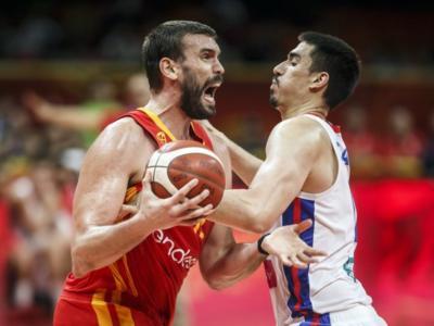 Basket, Mondiali 2019: la Spagna di Scariolo ai raggi X. Marc Gasol la stella di una compagine datata
