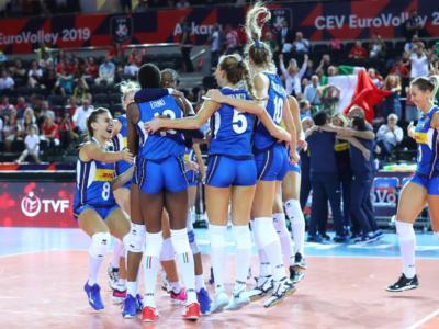 Volley femminile, Europei 2019: l'Italia conquista il bronzo ma sogna il bottino pieno. Gioco altalenante, ora testa alle Olimpiadi