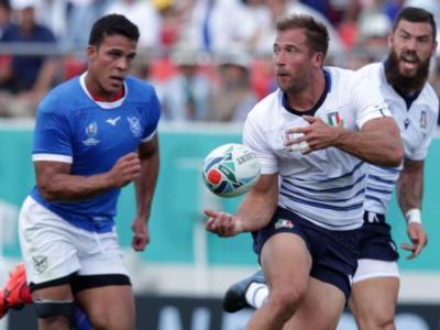 Rugby, Mondiali 2019: Italia-Namibia 47-22. Tanti errori, ma alla fine arriva la vittoria