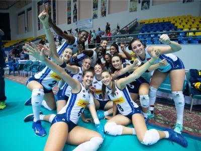 Volley femminile, Mondiali Under 18: Italia galattica, azzurre in Finale! Cina sconfitta al tie-break, ora sfida agli USA