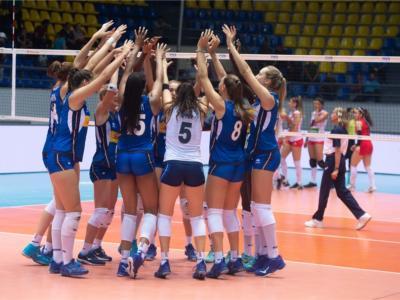 Volley femminile, Mondiali Under 18: Italia scatenata, azzurre in semifinale! Travolto il Perù, ora la Cina