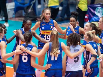 Volley femminile, Mondiali Under 18: terza vittoria per l'Italia, le azzurre travolgono il Canada. Primo posto ipotecato