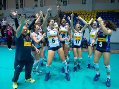 LIVE Italia-USA 2-3, Finale Mondiali Under 18 volley in DIRETTA: il sogno delle azzurre si infrange sul più bello
