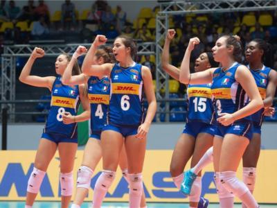 Volley femminile, Mondiali Under 18: l'Italia si arrende sul più bello, argento per le azzurre. Gli USA vincono al tie-break
