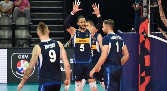 Volley, l'Italia dei big sconfigge la Tunisia in amichevole. Zaytsev e Juantorena sugli scudi verso le Olimpiadi