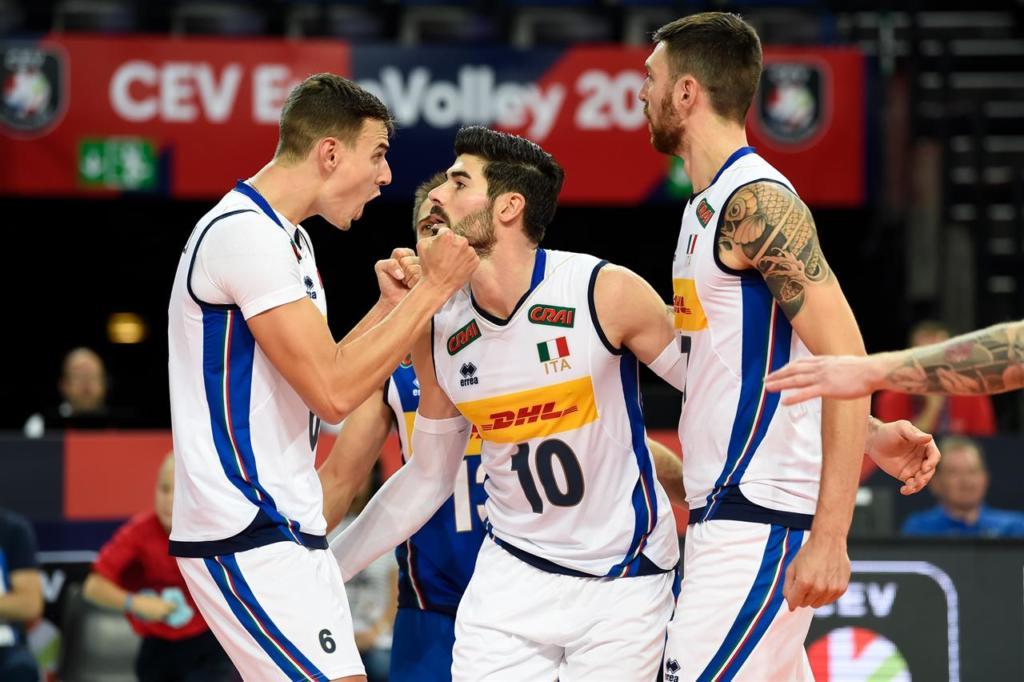 LIVE Italia-Francia 1-3 volley, Europei 2019 in DIRETTA: sconfitta ...