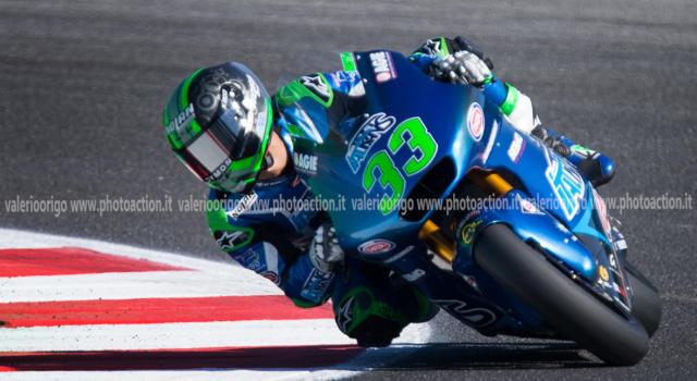 LIVE Moto2, GP Repubblica Ceca 2020 in DIRETTA: Bastianini davanti a tutti, Luca Marini ottimo 3°