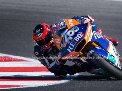 Moto2, Risultato FP1 GP Aragon 2019: Augusto Fernandez supera Marini e Baldassarri, quarto Marquez