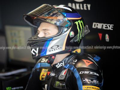 """Moto2, Luca Marini: """"Avrei voluto vincere, ma il secondo posto va bene per il Mondiale"""""""