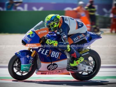 LIVE Moto2, GP Thailandia 2019 in DIRETTA: quinta pole stagionale di Marquez, Marini quarto