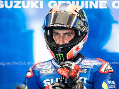"""Alex Rins, MotoGP Test Losail: """"Le cose provate a Sepang stanno funzionando anche qui"""""""