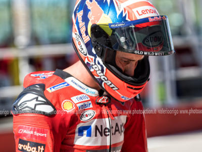"""VIDEO MotoGP, Simone Battistella: """"Dovizioso non continuerà con Ducati, non ci sono le condizioni"""""""