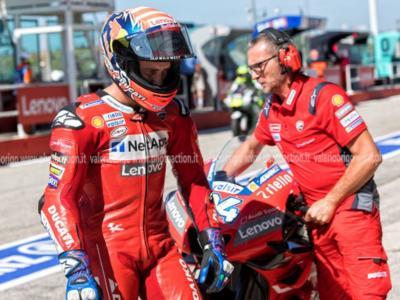 MotoGP, GP Teruel 2020: Andrea Dovizioso parte 17°. Altra gara in apnea, il Mondiale è lontanissimo