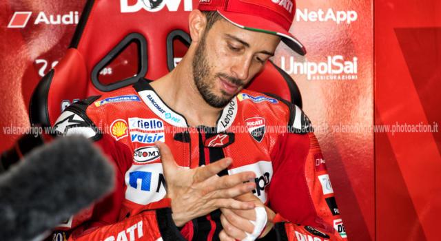 """MotoGP, Andrea Dovizioso: """"L'obiettivo è il Mondiale, ma sarà dura. I tifosi hanno la memoria corta"""""""