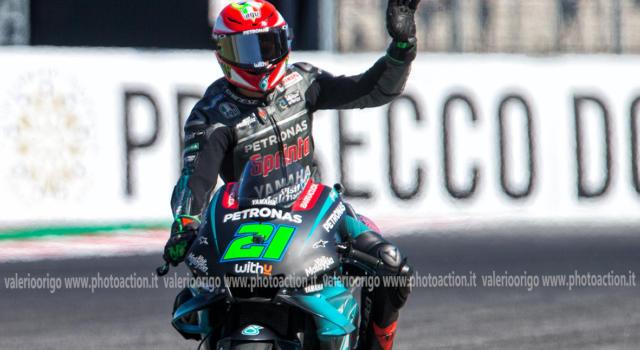 """VIDEO Franco Morbidelli, Test MotoGP: """"Bilancio positivo. Honda e Ducati mi seguono? Fa piacere"""""""