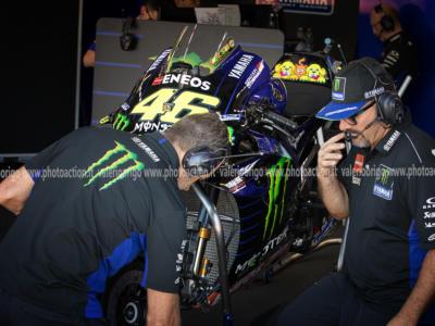 """VIDEO MotoGP, Uccio sul mancato rinnovo di Rossi in Yamaha: """"Decisione presa di comune accordo"""""""