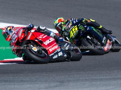MotoGP, Yamaha e Ducati non si scoprono a Valencia, ma qualcosa si è intravisto