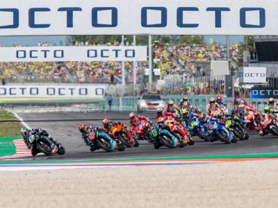 MotoGP orari e tv: TV8, Sky e DAZN. Programma GP San Marino 2020, diretta, differita, repliche
