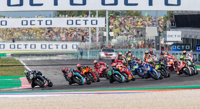 MotoGP: tante le novità post pandemia. Test, app e mascherine