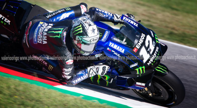 LIVE MotoGP, San Marino GP 2020: Viñales takes the pole position. Valentino Rossi will start from P4