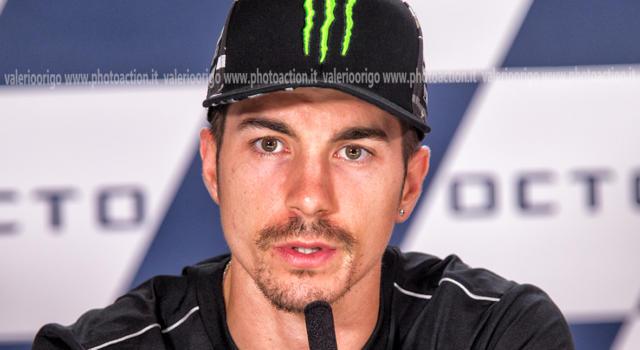 """MotoGP, Maverick Vinales: """"Difficile guidare a Brno, asfalto pieno di dossi. Non è facile mettere a punto la moto"""""""